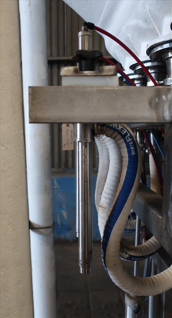 Filler 4 piston Simplex piston filler adjustable to 6 centers6