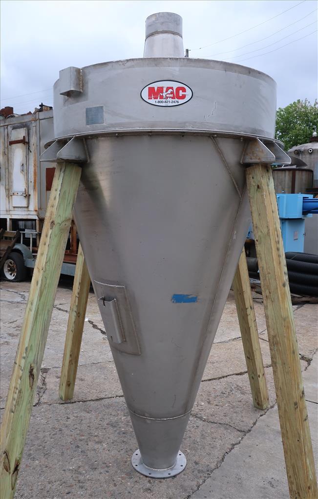 Bin 38 cu.ft., bulk storage bin, Stainless Steel3