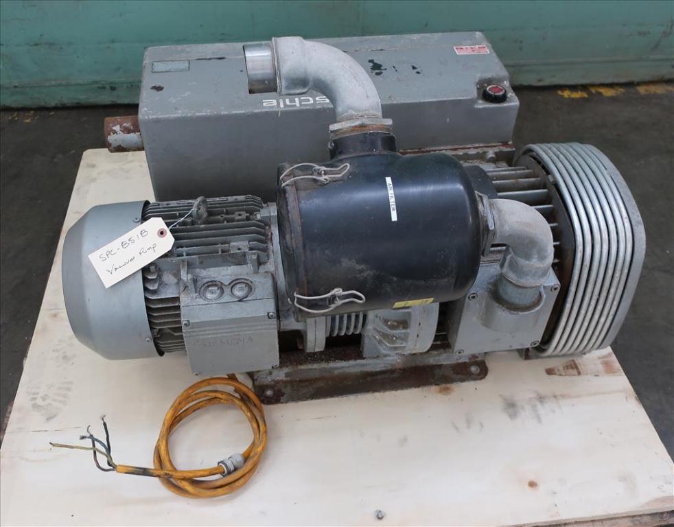 Pump 300  m3/hr flow rate Rietschie vacuum pump model VC300 10 hp1