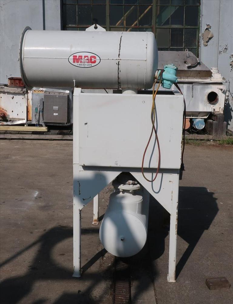 Blower up to 580 cfm, positive displacement blower MAC Equpment Inc., 5 hp5