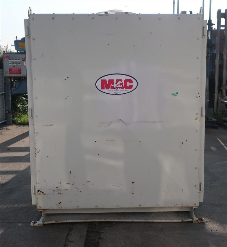 Blower up to 580 cfm, positive displacement blower MAC, 15 hp2