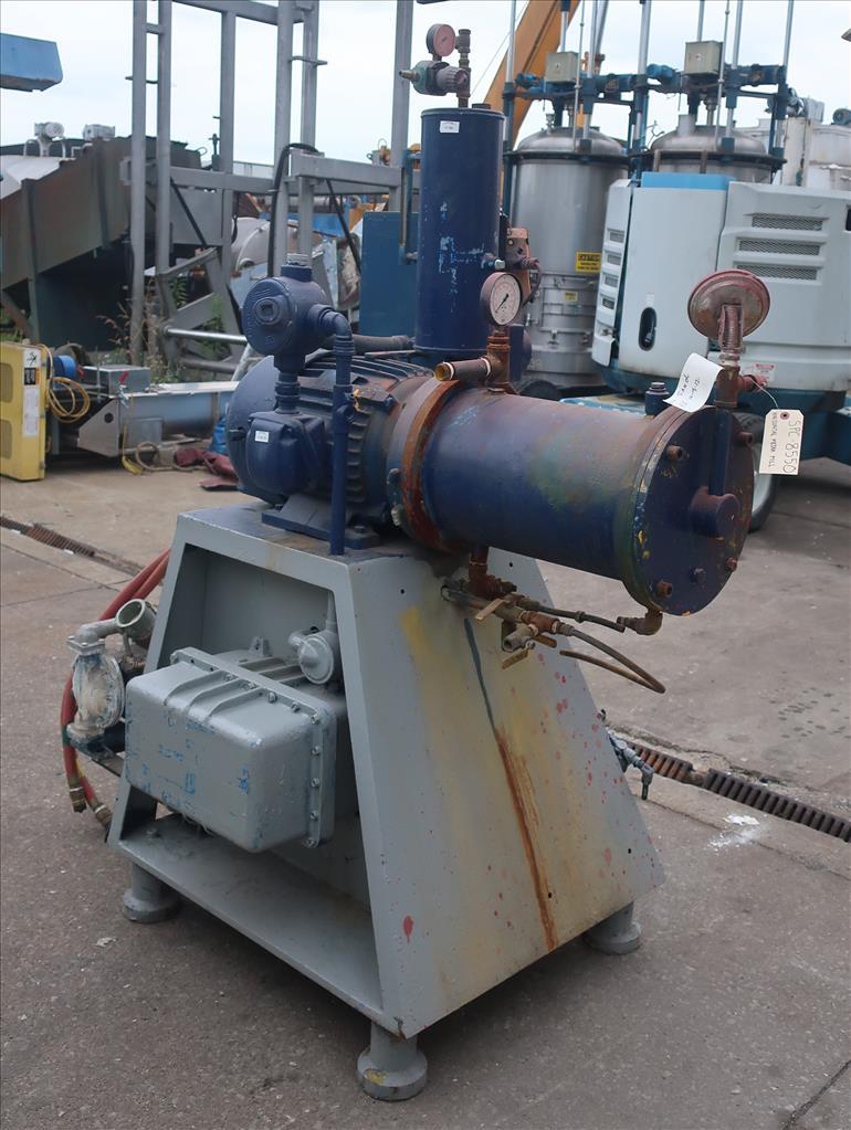 Mill Eiger Machinery horizontal media mill model 20L EXP SSE, 20 L, CS5