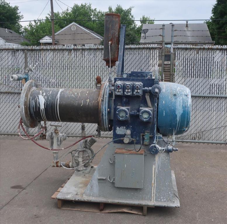 Mill Eiger Machinery horizontal media mill model 75L SSE EXP, 75 L, CS2