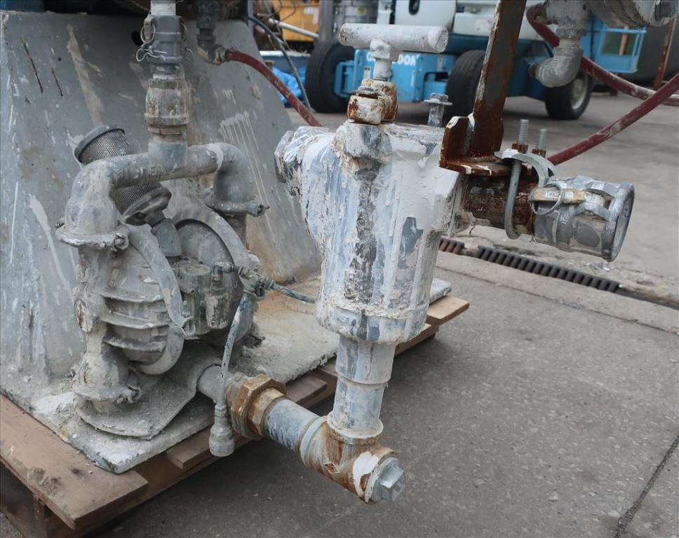Mill Eiger Machinery horizontal media mill model 75L SSE EXP, 75 L, CS5