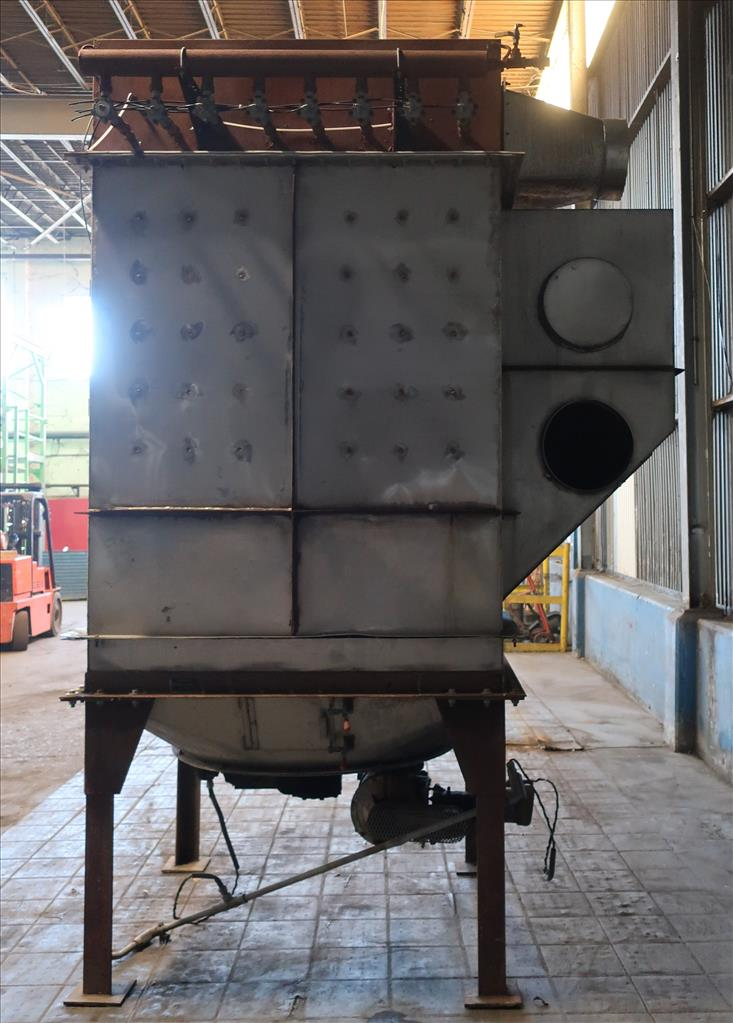 Dust Collector 450 sq.ft. Mikro-Pulsaire reverse pulse jet dust collector5