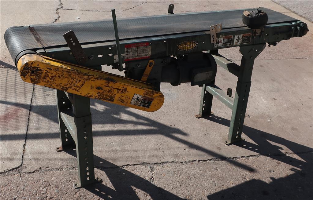 Conveyor Hytrol belt conveyor model TA, CS, 12 x 701