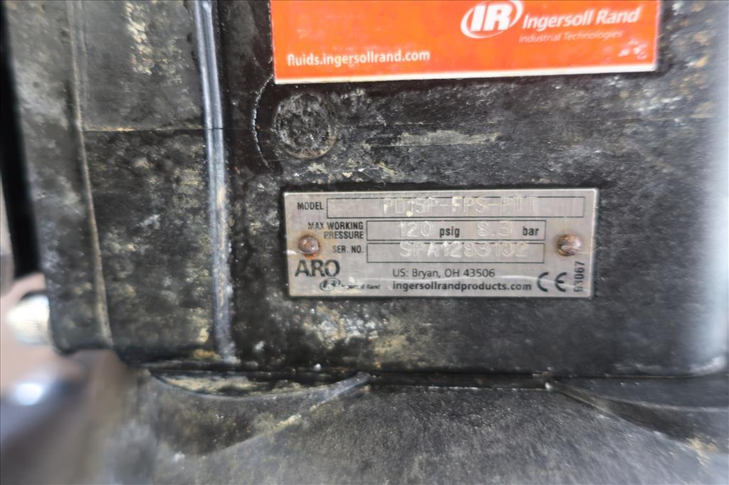 Pump 1.5 ARO Ingersoll Rand diaphragm pump, poly4