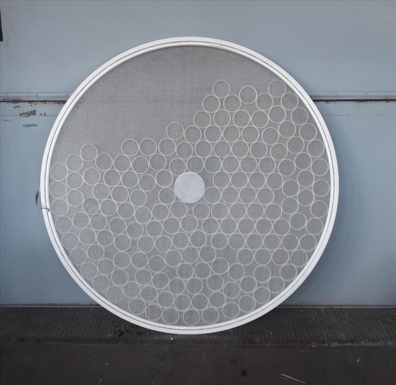 Vibratory Screener and Sifter spare part, Sweco 60 screen, Stainless Steel1