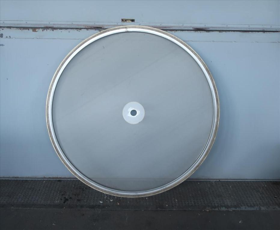 Vibratory Screener and Sifter spare part, Sweco 48 screen, Stainless Steel1