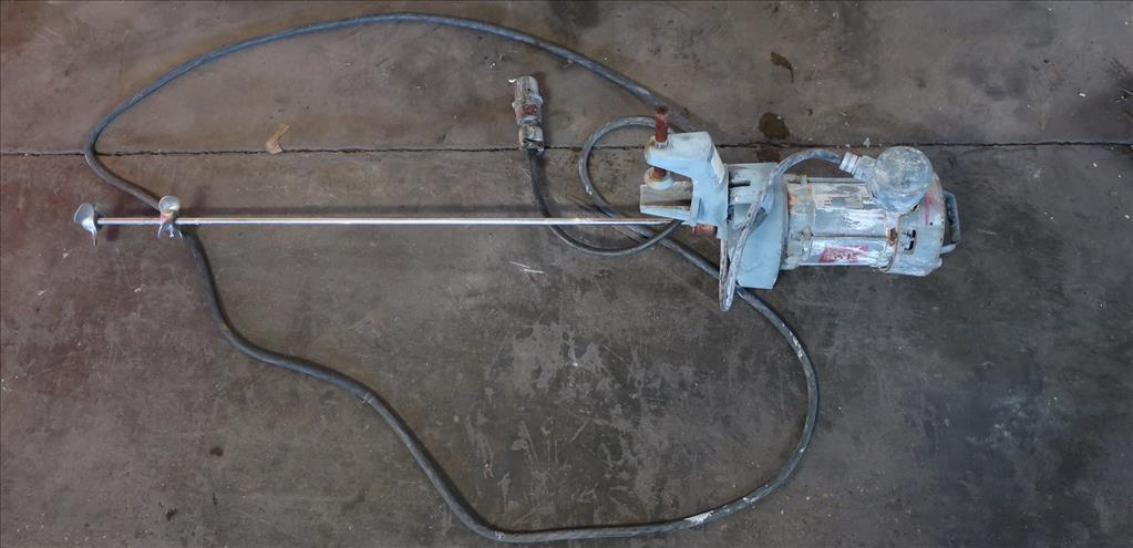 Agitator 1/3 hp electric Lightin clamp-on agitator1