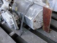 Valve 6 Aluminum, Semco pneumatic diverter valve, model 6