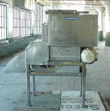 Dicer and Slicer Urschel food dicer machine model SL-A