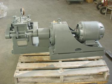 Mixer and Blender 1 gallon Baker Perkins double arm mixer, 2 hp, CS