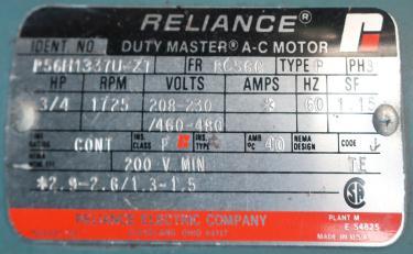 Case Sealer Hartness top only case taper model CTS-30, speed 30 cpm