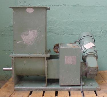 Feeder 7/8 Acrison screw feeder CS
