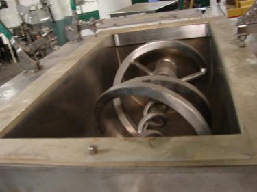Feeder 2.5 Acrison screw feeder Stainless Steel