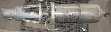 Distillation Column and Still 14 gallon Brighton Copper Works pot still 30 psi, Stainless Steel