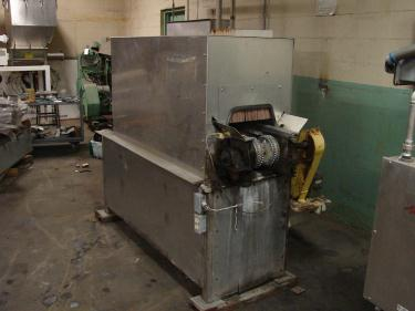 Washer Manufacturing Resources 4 stage, spray washer, 10 w x 5.75 h work opening, Stainless Steel