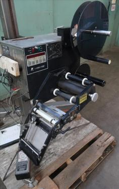 Labeler Label-Aire pressure sensitive labeler model 2115 ST/LH, Pressure sensitive, 1250 fpm
