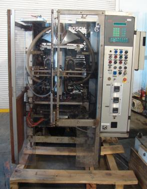 Form Fill and Seal Bosch vertical form fill seal model SVB-2500 J, 120 per min