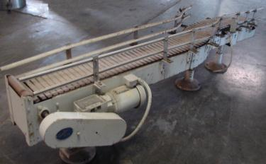 Conveyor table top conveyor CS, 10 x 9 long