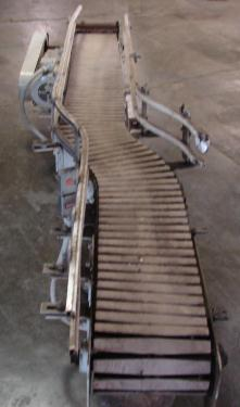 Conveyor 10 x 9 long table top conveyor