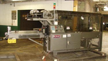 Wrapping machine APM shrink bundler model ML-3