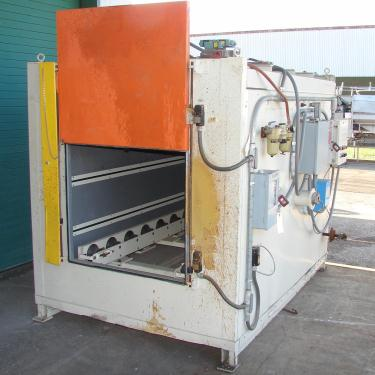 Oven 44 cu. ft. capacity industrial electric oven