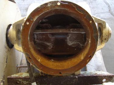 Valve 10 dia. CS Prater rotary airlock feeder model  3AV104010