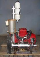 Homogenizer 50 hp Kinematica inline homogenizer model MT3-95-3A, 316 SS