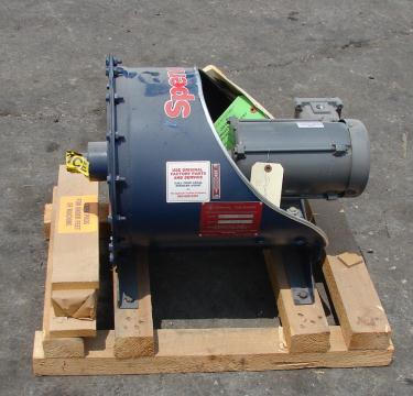 Blower multistage centrifugal blower, Spencer, .33 hp