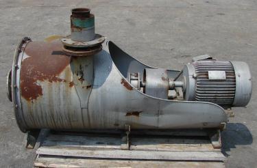 Blower 360 cfm multistage centrifugal blower, Spencer, 15 hp