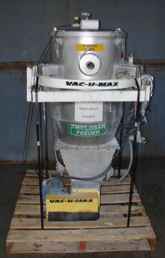 Feeder 4 Vac-U-Max screw feeder Stainless Steel