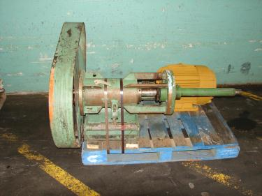 Agitator 15 hp Prochem side mount agitator model PVSS-15-230