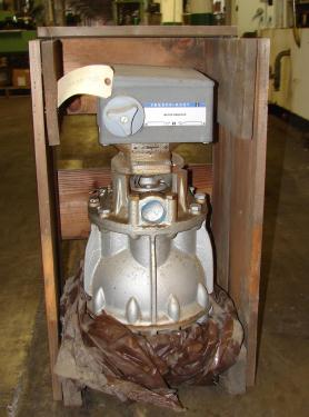 Valve 1.5 CS, Kaydon Corp liquid flow meter, model 460 A 50 1 MK