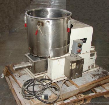 Feeder 2 Vibra Screw Inc screw feeder Stainless Steel