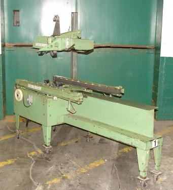 Case Sealer Loveshaw top and bottom case taper model LD00