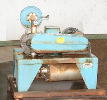 Blower 59 cfm, positive displacement blower Conair, 3 hp