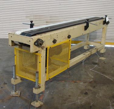 Conveyor 10 x 8 table top conveyor