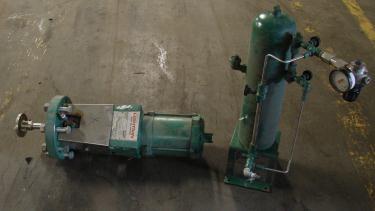 Agitator .3 hp Lightnin top mount agitator model XJDS 30AM