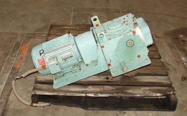 Agitator 1.5 hp Lightnin top mount agitator model 92x1042