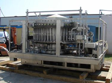 Filler 50 piston Hema piston filler model MR50, up to 1200 cpm
