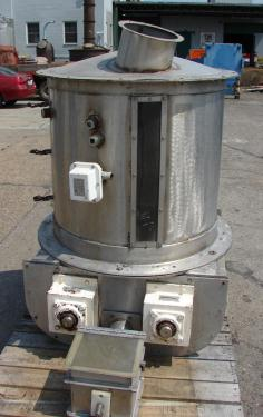 Feeder 4 Acrison screw feeder Stainless Steel Contact Parts
