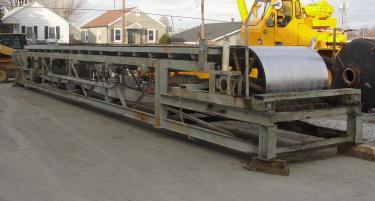 Flaker Sandvik belt flaker 47.5 width, 40 length, Stainless Steel Contact Parts