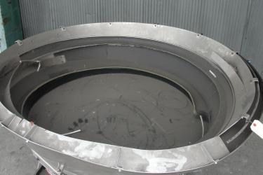Feeder 56diameter Rhein-Nadel Automation vibratory bowl feeder Stainless Steel