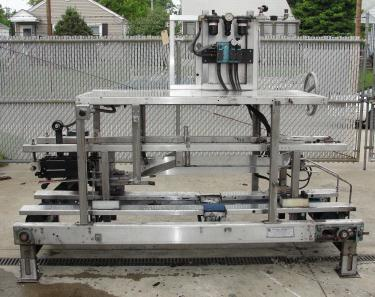 Case Sealer Hartness top only case taper model CTS-30, speed 30 cpm