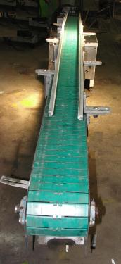 Conveyor 7.5 x 140 table top conveyor