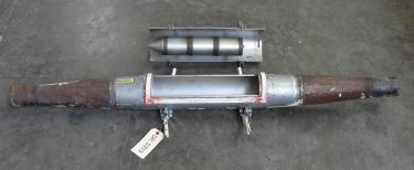 Filtration Equipment Eriez magnetic separator, 4 74552