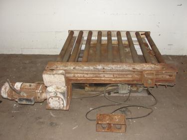 Material Handling Equipment scissor lift table, 48.5 x 48 platform