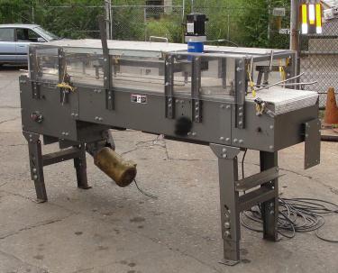 Conveyor Dillin Engineered Systems belt conveyor Polypropylene, 18 wide x  83 long